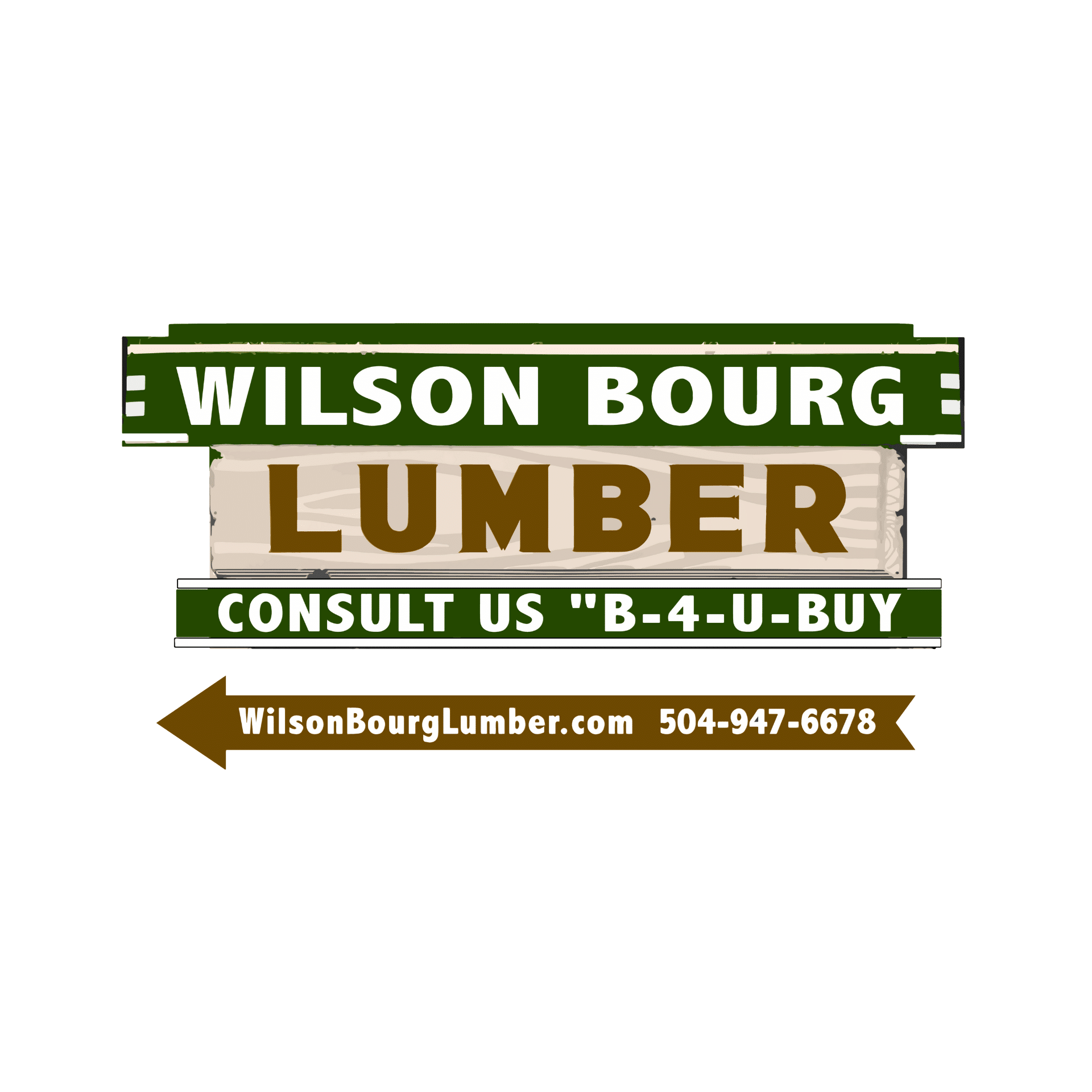 Web Design for Wilson Bourg